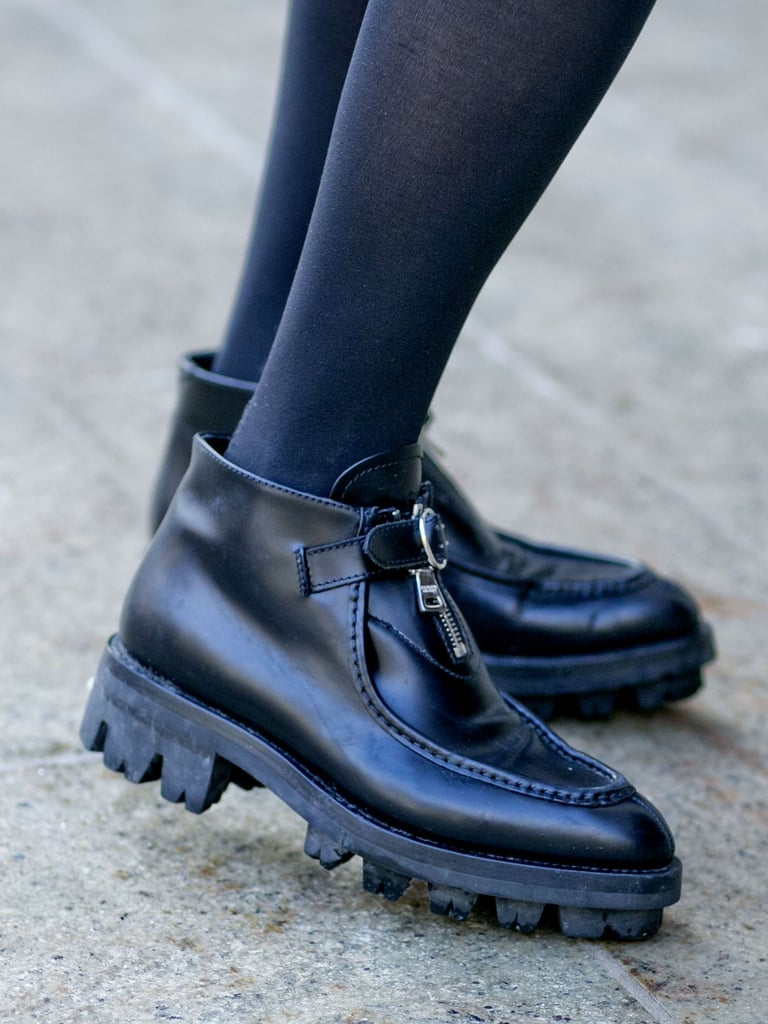 Cool creepers aren't just stylish, they're Winter-appropriate.  Source: Tim Regas