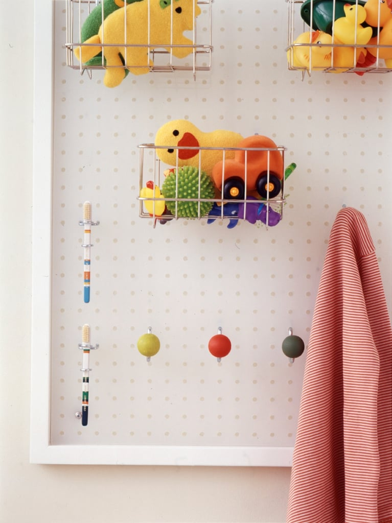 Use Pegboards