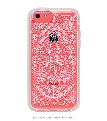Lace iPhone 5/5c Case