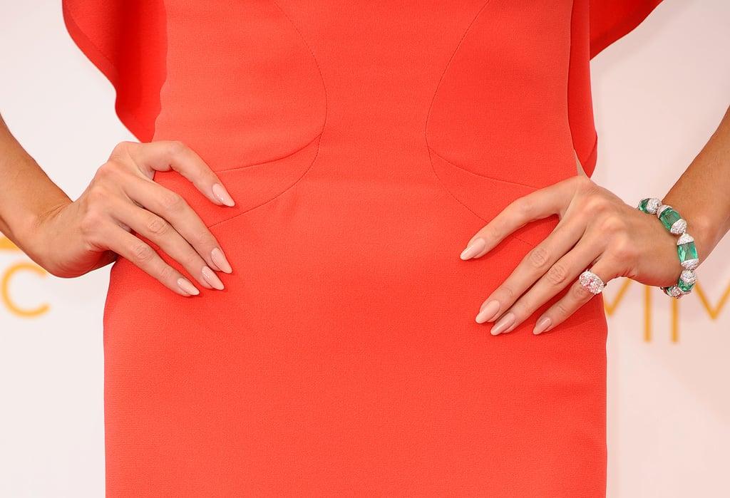Heidi Klum in Lorraine Schwartz Jewelry