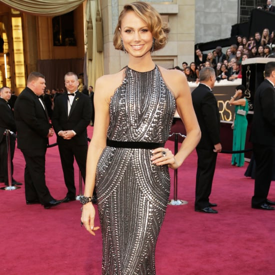 Oscar Metallic Dress Trend 2013 | Pictures