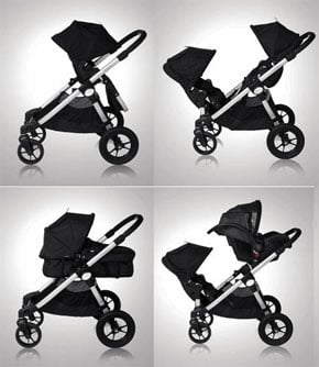 Lil Links: There's a New Stroller in Town