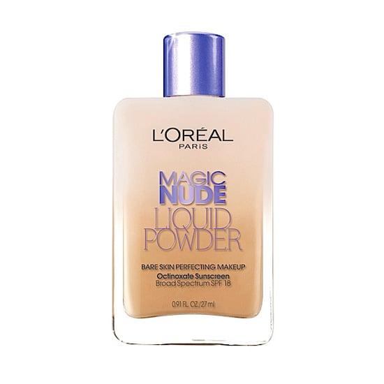 L'Oreal Magic Nude Liquid Powder Foundation SPF 18 Review