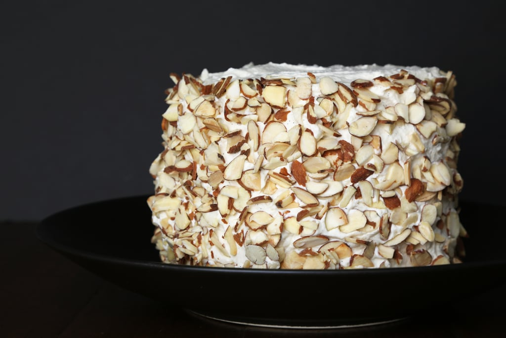 Coat With Almonds