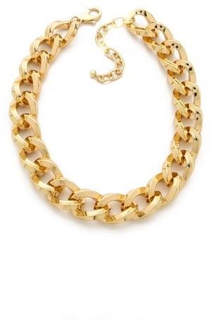 Adia Kibur Chain Link Necklace