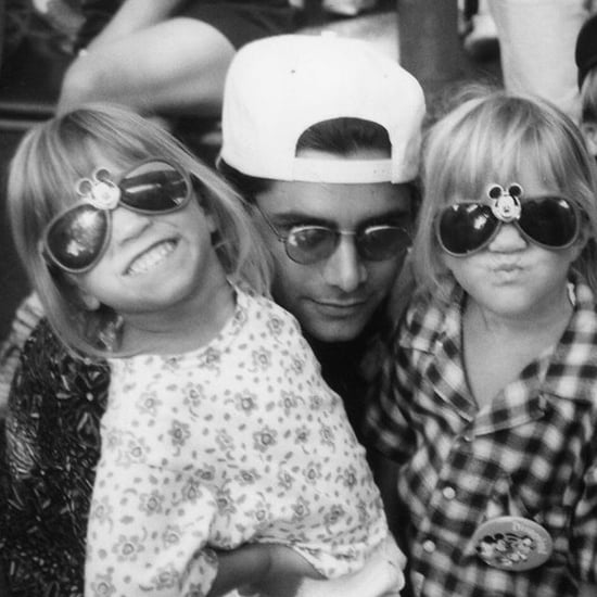 John Stamos Olsen Twins Throwback Instagram Photo