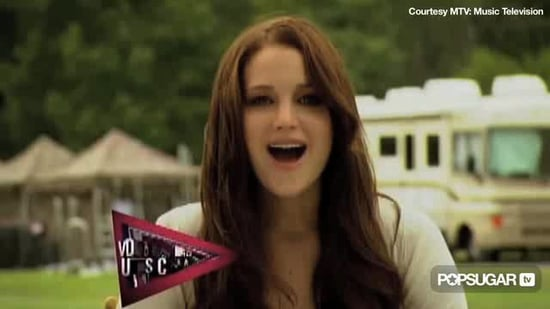 The Hunger Games Trailer From the 2011 MTV VMAs