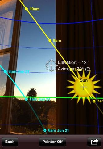 Sun Seeker: 3D Augmented Reality Viewer