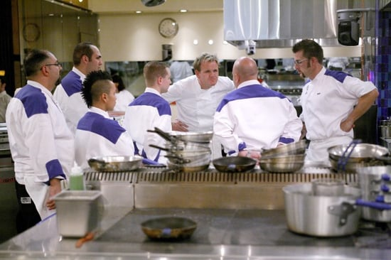 Let's Dish: Hell's Kitchen 4.3