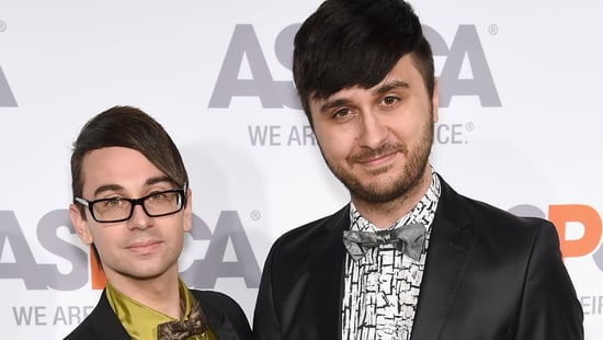 'Project Runway' Alum Christian Siriano Marries Brad Walsh