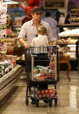 Mini Me: Ryan Phillippe and Deacon