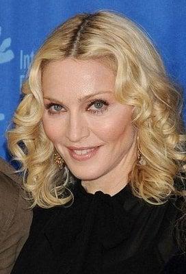 Madonna at the Berlin Film Festival