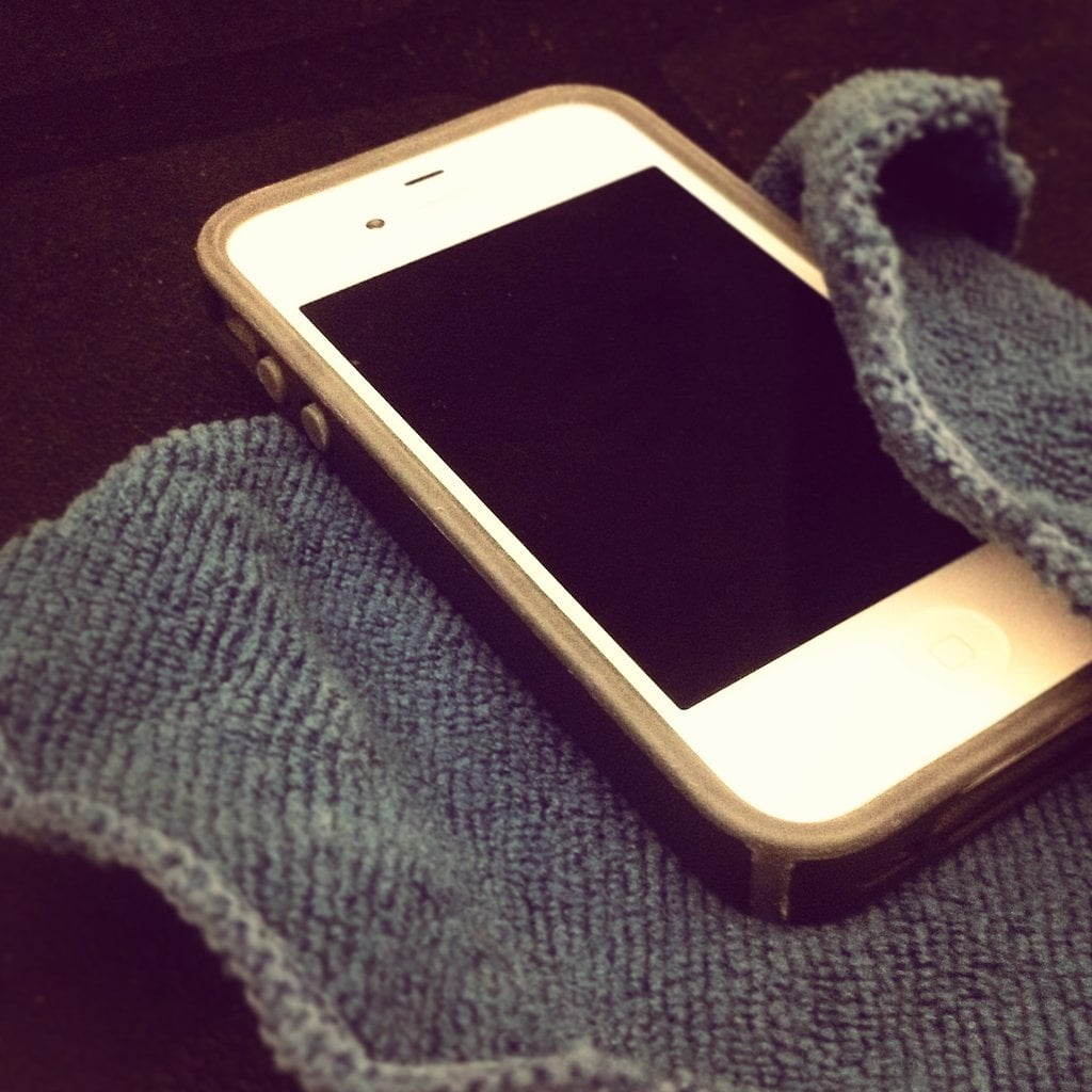Your phones are superdirty. Here's how to clean them.