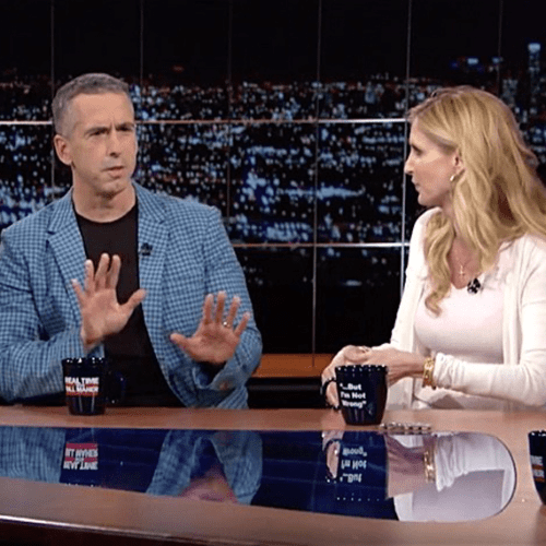 Dan Savage Debate With Ann Coulter Over Trans Bathroom Laws