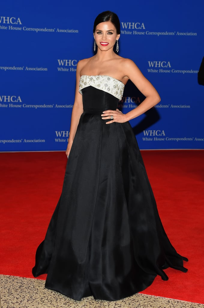 stars have a ball at the white house correspondents dinner