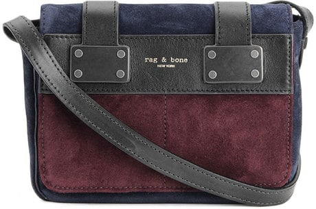 It's no secret that we love a mini bag, but I am currently fixated on the brand-new Rag & Bone Mini Pilot bag ($395). The colors scream Fall but are still miraculously neutral, and you can fit everything you need for a day out inside the deceptively small bag. — MLG