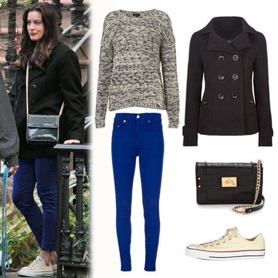 Cute Weekend Outfit | Oct. 19, 2012