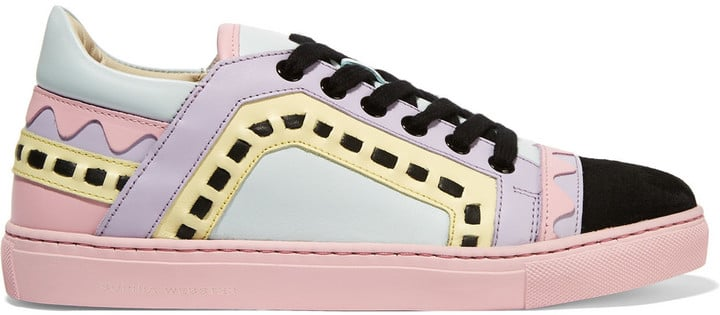 Sophia Webster Riko Sneakers ($350)