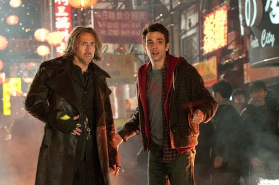 Movie Review of The Sorcerer's Apprentice Starring Jay Baruchel and Nicolas Cage