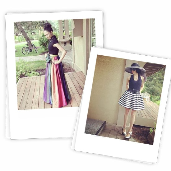 Stacey Bendet Travel Diary 2013