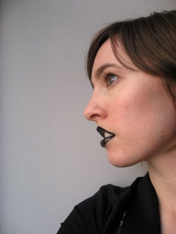Does Black Lip Gloss Work? You Be the Judge.