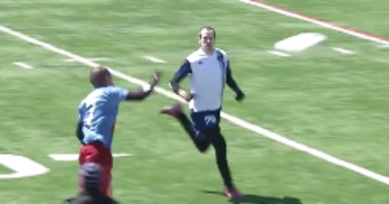 This Unreal Frisbee Play Is The Ultimate Catch