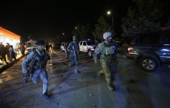 At Least 12 Dead and Dozens Injured After Attack on the American University of Afghanistan