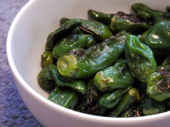 Have You Ever Eaten Spanish-Style Padron Peppers?