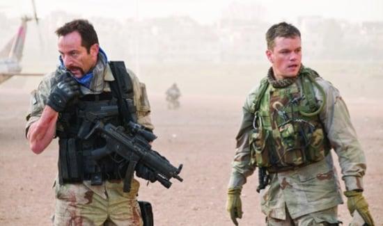 Movie Review of Director Paul Greengrass's Green Zone, Starring Matt Damon, Greg Kinnear, and Amy Ryan