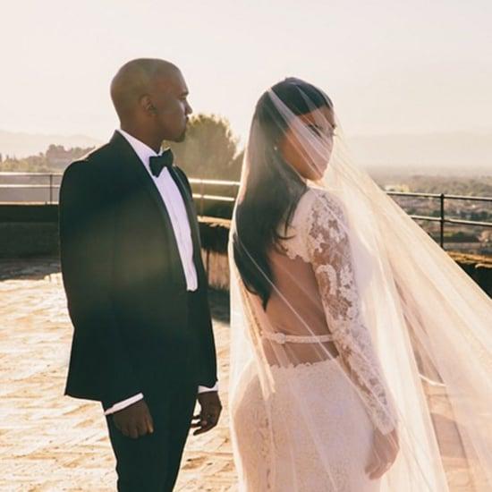 Celebrity Instagram Wedding Pictures