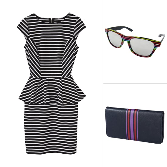 Spring Stripes With Target