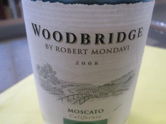 Review of Woodbridge by Robert Mondavi 2008 Moscato