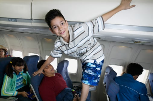 Junior JetSet:  Flying the Child-Friendly Skies