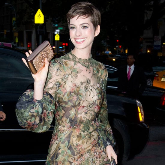 Sarah Jessica Parker, Anna Hathaway and more Celebrities at the 2012 New York City Ballet Fall Gala