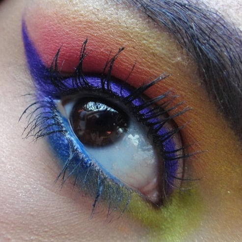 Rainbow Eye Shadow