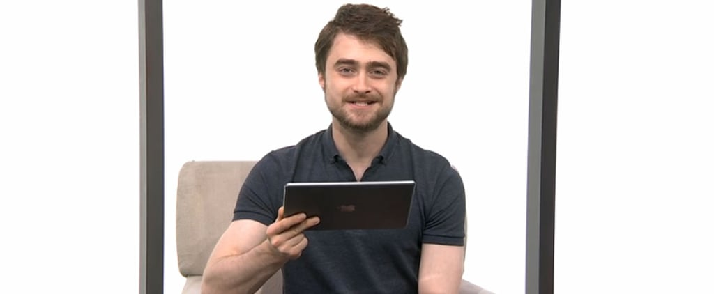 A Bunch of Kids Interview Daniel Radcliffe About Harry Potter, and It's Adorable
