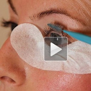 Dying Eyelashes at Home, Recipe For Spaghetti Squash, and Fall's Polka-Dot Trend