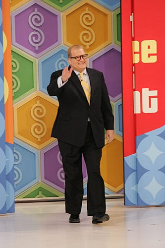 Drew Carey Comes On Down Today