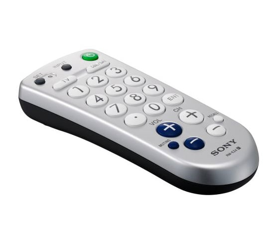 Does your kid man the remote?