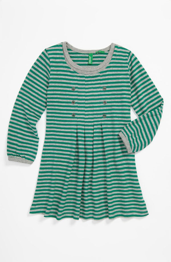 United Colors of Benetton Kids' Striped Dress
