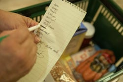 Back on Track: Plan Your Menu for the Week