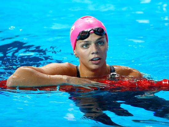 Russian Swimmer Yulia Efimova on Her Feud with American Lilly King Over Doping Scandal: 'It Was War'