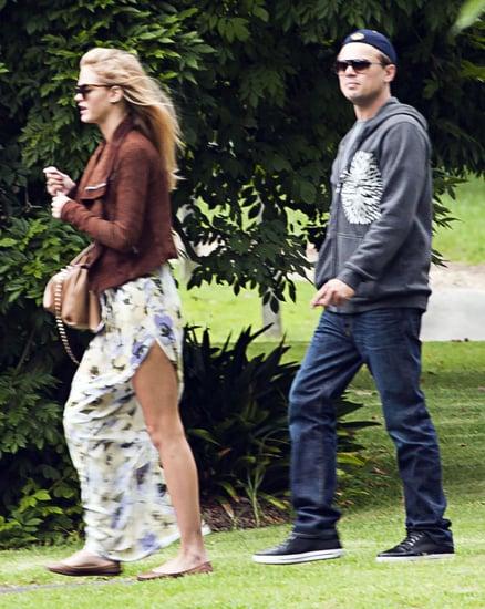 Leonardo DiCaprio, Erin Heatherton Dating?