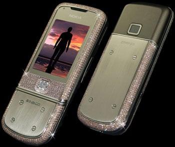 Stuart Hughes Gives Us a $160K Nokia 8800