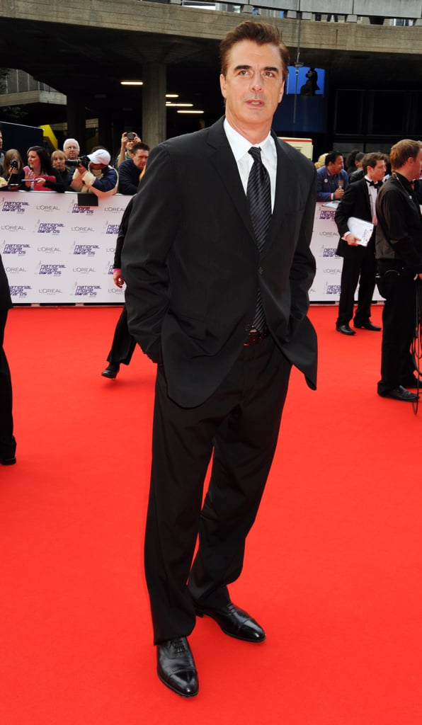 Pictures of Men on NMAs Red Carpet