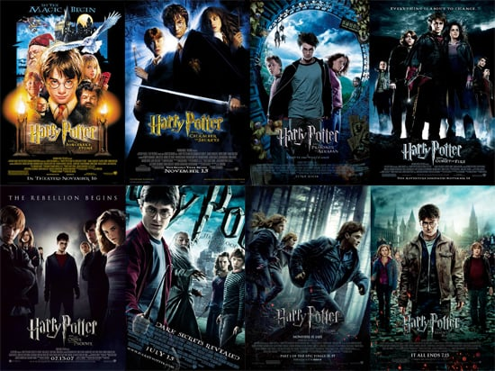 Which Is Your Favourite Harry Potter Movie Poll
