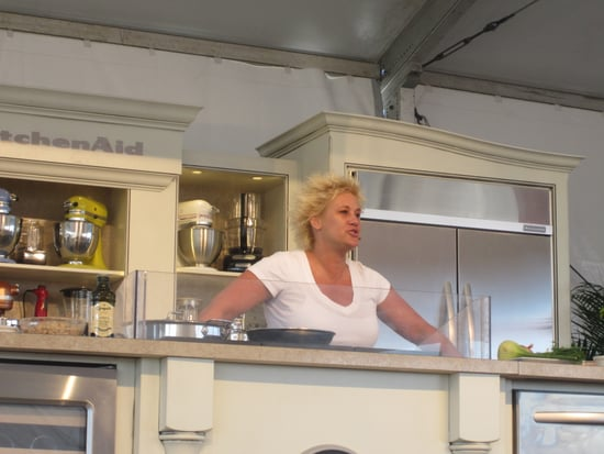 Anne Burrell's Secrets of a Restaurant Chef