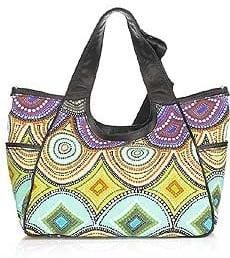 Jimmy Choo Keeya Printed Tote Bag: Love It or Hate It?