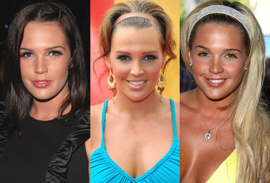 Danielle Lloyd Hair 2009-10-01 04:01:00