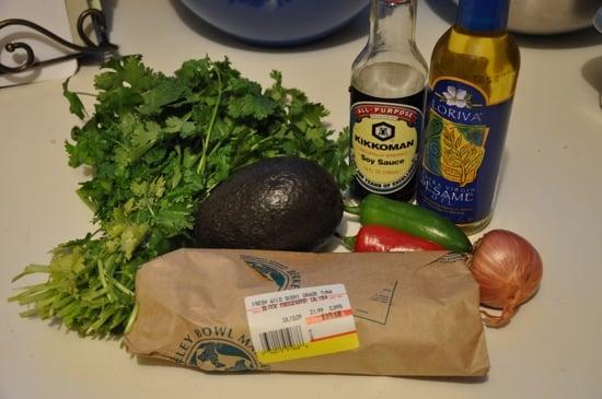 Spicy Tuna Poke with Guacamole 2009-06-19 13:52:28